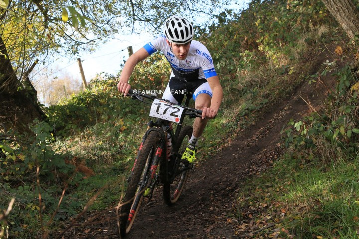 Josh Racing New Forest XC 2016